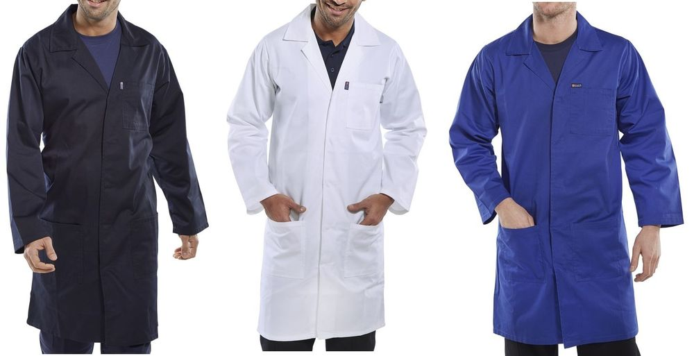Why are Lab Coats and Physician Coats White Colored? | Faculty of ...