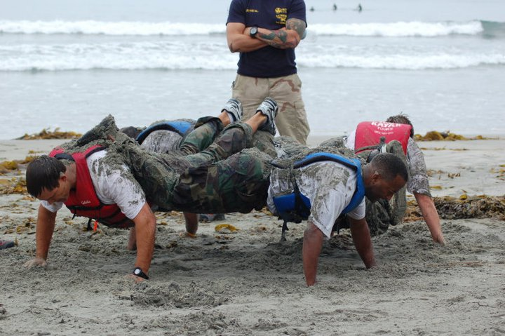 Can You Do The Navy Seal Workout Faculty Of Medicine