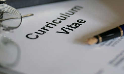How to write a cv for a doctor
