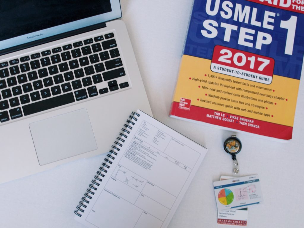 Study: Association Of USMLE Step 1 And Step 2 Scores With