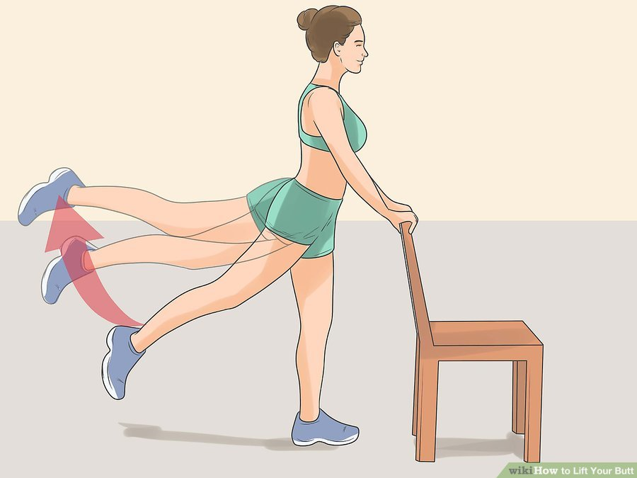 Exercises to make your butt rounder and bouncy